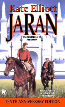 Jaran: the First Novel of the av Kate Elliott (Heftet)