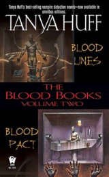 Omslag - The Blood Books
