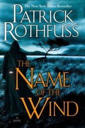 The Name of the Wind av Patrick Rothfuss (Innbundet)