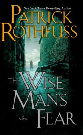 The Wise Man's Fear: Kingkiller Chronicle Day 2 av Patrick Rothfuss (Innbundet)