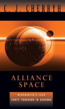 Alliance Space av C. J. Cherryh (Heftet)