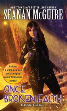 Once Broken Faith av Seanan McGuire (Heftet)