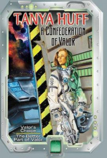 A Confederation Of Valor av Tanya Huff (Heftet)