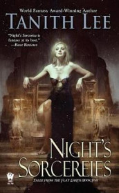 Night's Sorceries av Tanith Lee (Heftet)