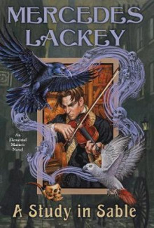 A Study In Sable av Mercedes Lackey (Heftet)