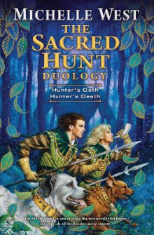 The Sacred Hunt Duology av Michelle West (Heftet)
