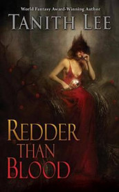Redder Than Blood av Tanith Lee (Heftet)