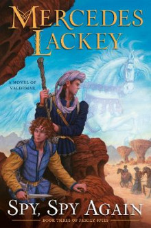 Spy, Spy Again av Mercedes Lackey (Innbundet)