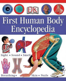 First Human Body Encyclopedia av Dk Publishing (Innbundet)