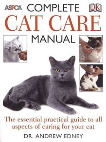 ASPCA Complete Cat Care Manual av Andrew Edney (Heftet)