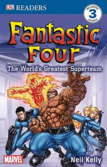 Fantastic Four: The World's Greatest Superteam av Neil Kelly (Heftet)