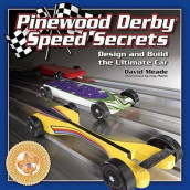 Pinewood Derby Speed Secrets av David Meade (Heftet)