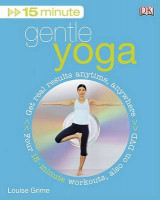 Omslag - 15 Minute Gentle Yoga