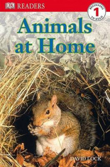 Animals at Home av David Lock (Heftet)