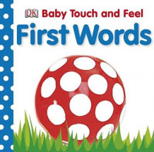 First Words av DK (Pappbok)