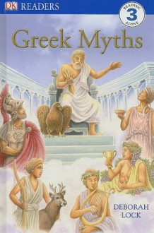Greek Myths av Deborah Lock (Innbundet)