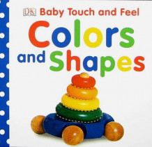 Colors and Shapes av DK Publishing (Pappbok)