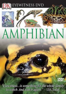Eyewitness DVD: Amphibian av DK Publishing (DVD)