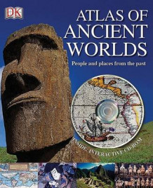 Atlas of Ancient Worlds av Peter Chrisp (Innbundet)
