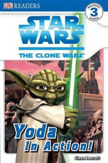 Star Wars: The Clone Wars Yoda in Action! av Heather Scott (Heftet)