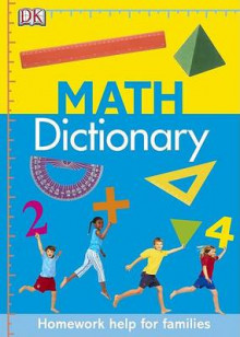 Math Dictionary av Carol Vorderman (Innbundet)