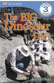 The Big Dinosaur Dig av Esther Ripley (Innbundet)