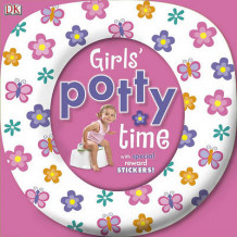 Girls' Potty Time av Dawn Sirett (Blandet mediaprodukt)