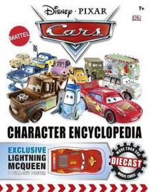Disney Pixar Cars: Character Encyclopedia av DK Publishing (Innbundet)