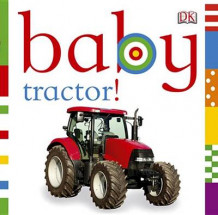 Baby Tractor! (Pappbok)