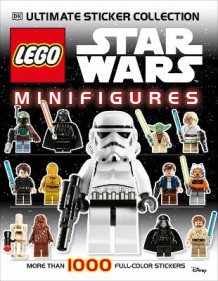 Lego Star Wars: Minifigures av Helen Murray (Heftet)