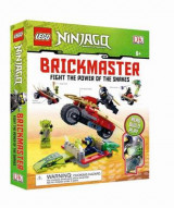 Omslag - Lego Ninjago: Fight the Power of the Snakes Brickmaster