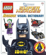 Omslag - Lego Batman: Visual Dictionary