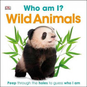 Who Am I? Wild Animals av Charlie Gardner (Kartonert)