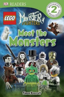 Lego Monster Fighters: Meet the Monsters av Simon Beecroft (Innbundet)