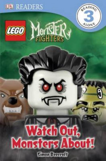 Lego Monster Fighters: Watch Out, Monsters About! av Simon Beecroft (Innbundet)
