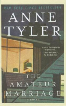 The Amateur Marriage av Anne Tyler (Innbundet)