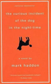 The Curious Incident of the Dog in the Night-Time av Mark Haddon (Innbundet)