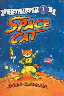 Space Cat av Doug Cushman (Innbundet)