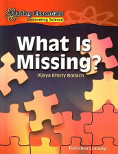 What Is Missing? av Vijaya Khisty Bodach (Innbundet)