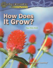 How Does It Grow? av Vijaya Khisty Bodach (Innbundet)