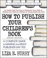 Omslag - How to Publish Your Children's Book