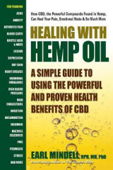 Omslag - Healing with Hemp Oil