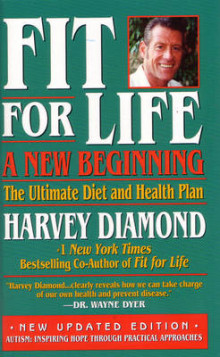 Fit for Life: A New Beginning av Harvey Diamond (Heftet)