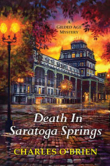 Death in Saratoga Springs av Charles O'Brien (Heftet)