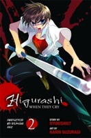 Higurashi When They Cry: Abducted by Demons Arc, Vol. 2 av Ryukishi07 (Heftet)