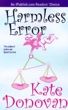 Harmless Error av Kate Donovan (Heftet)