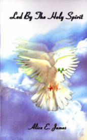 Led by the Holy Spirit av Alice E. James (Heftet)