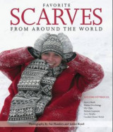 Omslag - Knitting scarves from around the world