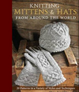 Omslag - Knitting mittens & hats from around the world