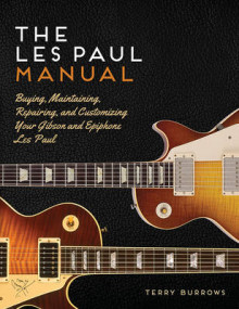 Les Paul Manual av Terry Burrows (Heftet)